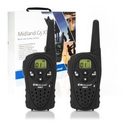 MIDLAND g5xt Radio