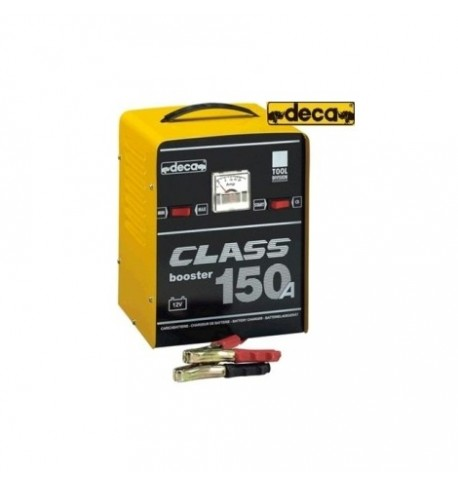 Caricabatteria 135 Amp 12 Volt Deca - CLASS BOOSTER 150A