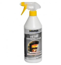 DETERGENTE VETRI CAMINETTI STUFE 750ML MAURER PLUS