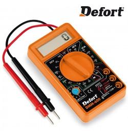 Defort DMM-600 - Multimetro digitale