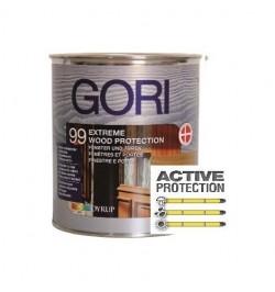 GORI 99 EXTREME - Finitura ad acqua per tutti i legni esterni
