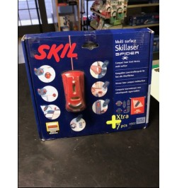 SKIL LASER SPIDER 0502 MULTISURFACE