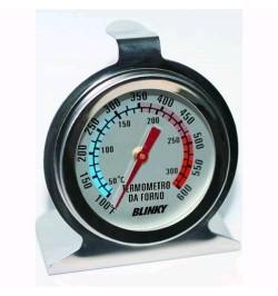 Termometro Da Forno Blinky Acciaio Inox
