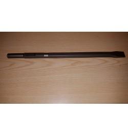 SCALPELLO MAKITA P-13297 ATTACCO ESAGONALE 19mm  LUNGA 450mm
